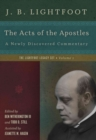 Image for The Acts of the Apostles : A Newly Discovered Commentary