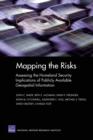 Image for Mapping the risks  : MG-142-NGA : MG-142-NGA