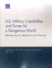 Image for U.S. Military Capabilities and Forces for a Dangerous World