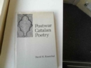 Image for Postwar Catalan Poetry