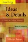 Image for Cengage Advantage Books: Ideas & Details