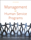 Image for Management of Human Service Programs
