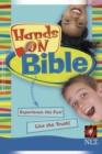 Image for Hands on Bible-NLT-Children