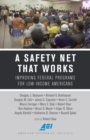 Image for A safety net that works: improving federal programs for low-income Americans