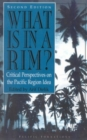 Image for What is in a rim?  : critical perspectives on the Pacific Region idea