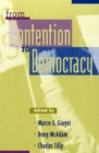 Image for From contention to democracy