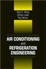 Image for Air Conditioning and Refrigeration Engineering