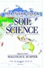 Image for Handbook of Soil Science