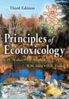 Image for Principles of ecotoxicology