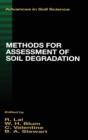Image for Methods for Assessment of Soil Degradation