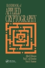 Image for Handbook of applied cryptography