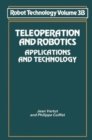Image for Robot Technology : v. 3B : Teleoperation and Robotics - Applications and Technology