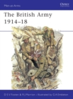 Image for The British Army, 1914-18