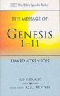 Image for The Message of Genesis 1-11 : The Dawn Of Creation