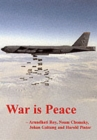 Image for War is peace