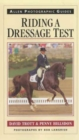 Image for Riding a dressage test
