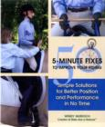 Image for 50 5-Minute Fixes