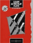Image for Learn as You Play Flute : Tutor Book