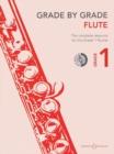 Image for Grade by Grade - Flute : Grade 1