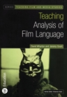 Image for Teaching analysis of film language