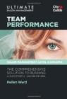 Image for Team performance : Bk. 3 : Team Performance