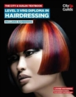 Image for Level 3 VRQ Diploma in hairdressing  : includes barbering