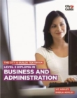 Image for Level 3 award/certificate/diploma in business and administration : Level 3 : Diploma in Business and Administration