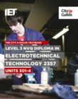 Image for Level 3 NVQ diploma in electrotechnical technology 2357Units 301-304