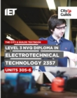 Image for Level 3 NVQ Diploma in Electrotechnical Technology 2357 Units 305-306 Textbook