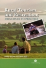 Image for Rural tourism and recreation  : principles to practice