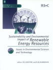 Image for Sustainability and environmental impact of renewable energy sources
