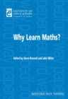 Image for Why learn maths?