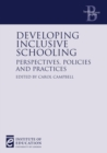 Image for Developing inclusive schooling  : perspectives, policies and practices
