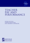 Image for Teacher pay and performance