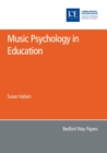 Image for Music psychology in education