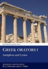 Image for Greek Orators I: Antiphon, Lysias