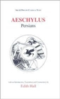 Image for Aeschylus: Persians