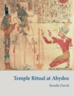 Image for Temple ritual at Abydos