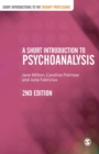 Image for A short introduction to psychoanalysis