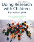 Image for Doing research with children  : a practical guide