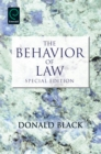 Image for The behavior of law