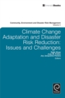 Image for Climate change adaptation and disaster risk reduction: Issues and challenges