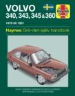 Image for Volvo 300 series owner's workshop manual (Swedish)