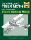 Image for De Havilland Tiger Moth manual