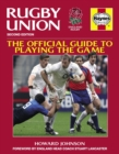 Image for Rugby Union  : the official guide to playing the game