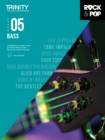 Image for Trinity College London Rock & Pop 2018 Bass Grade 5 CD Only