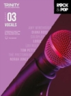Image for Trinity College London Rock & Pop 2018 Vocals Grade 3 CD Only