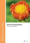 Image for OCR Level 2 ITQ - Unit 78 - Word Processing Software Using Microsoft Word 2013