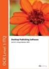 Image for OCR Level 3 ITQ - Unit 32 - Desktop Publishing Software Using Microsoft Publisher 2013