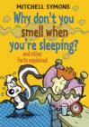Image for Why don't you smell when you're sleeping?